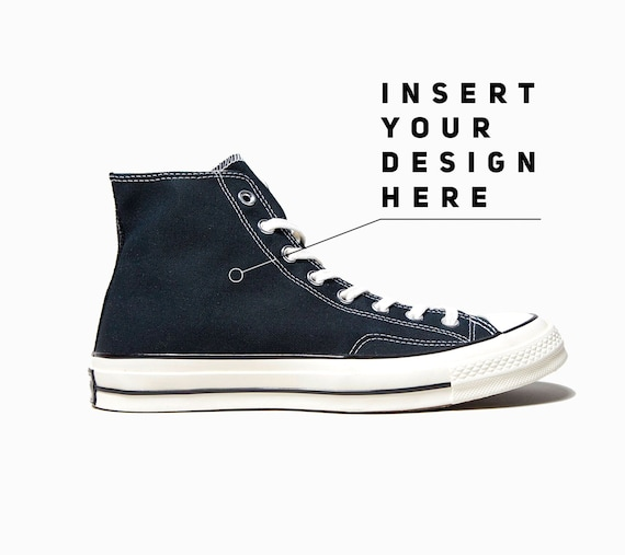 Design Your Own Converse Hand Painted
