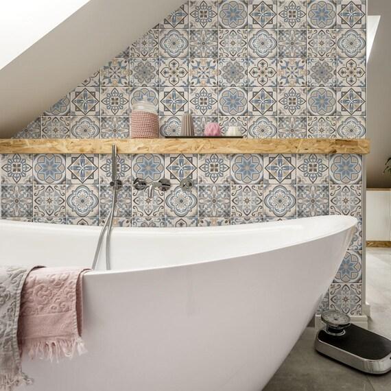 Ps00023 Firenze Kleje Pcv Do Płytek Do łazienki I Kuchni Dekoracje Ceramiczne Różne Rozmiary