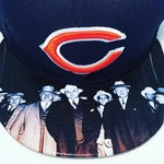 "Chicago Bears Snapback ""The Family Ties"""
