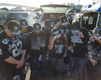 Oakland Raiders Infamous Crew   (Must be Approved) Custom BillModified