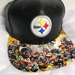 Pittsburgh Steelers  Cap  Legends Modified Personalized