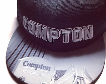 Rep Your City Compton SnapackModified Personalized