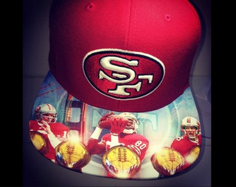 San Francisco 49ers  New Era Snapback or Fitted Cap Legacy