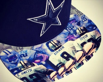 Dallas Cowboys Authentic New Era Fitted Cap