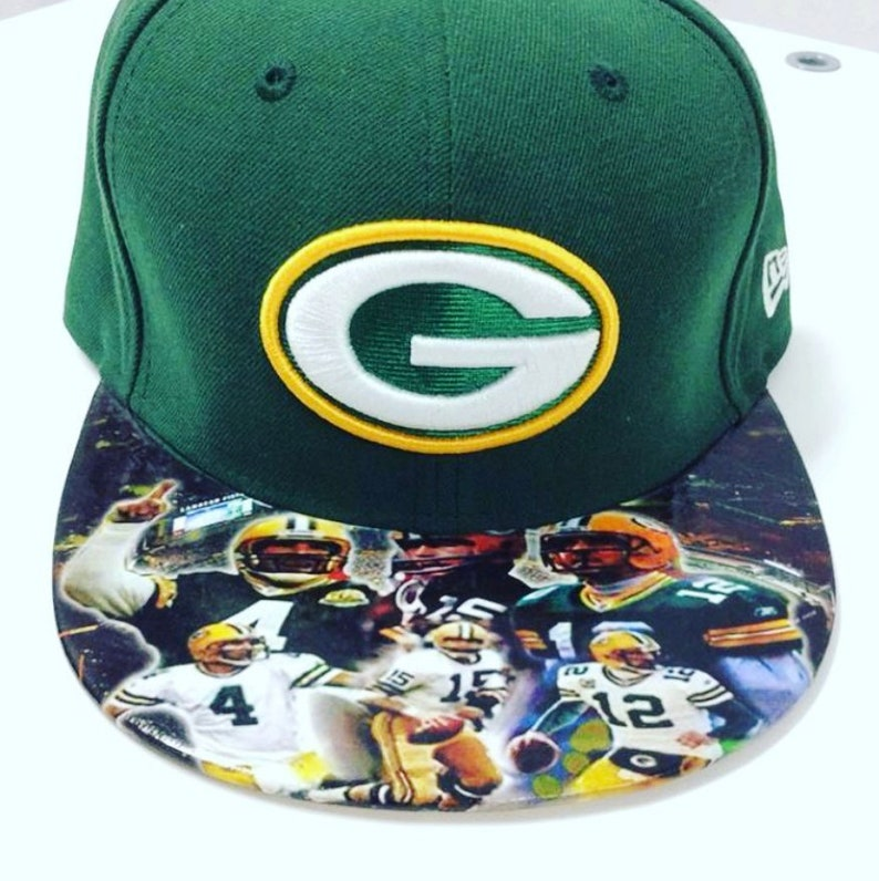 Green Bay Packers Legends of Lombardi Snapback image 0