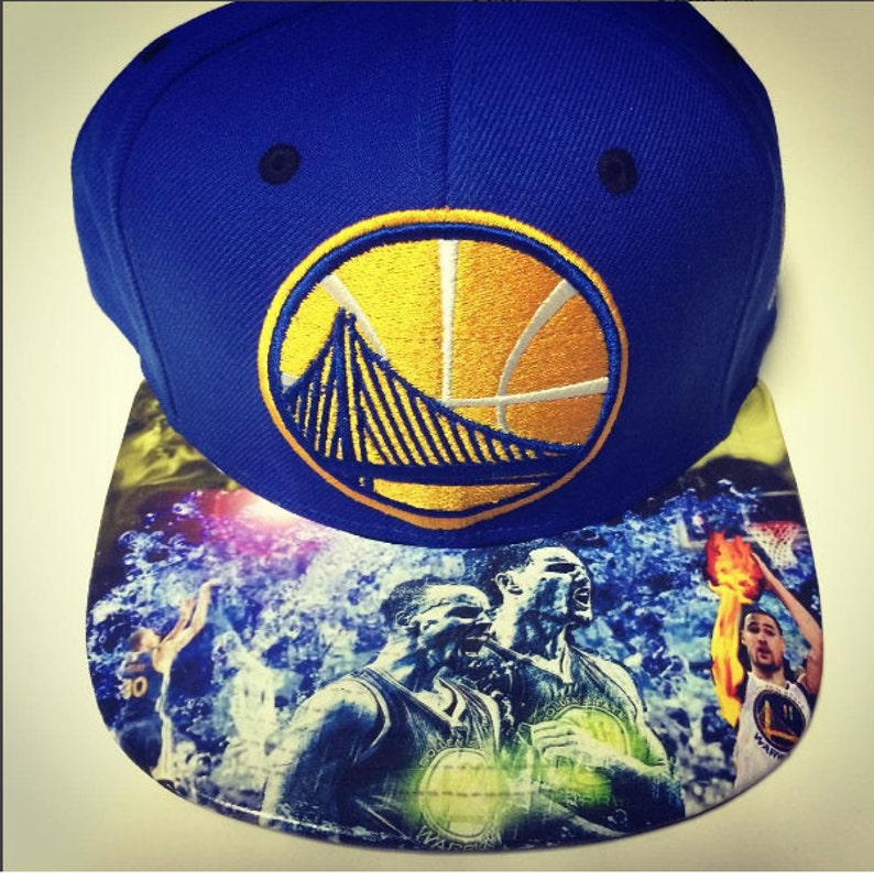 c3a5126cf56 SPORTS Fan CUSTOM HATS Golden State Warriors New Era