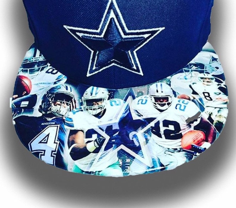 SPORTS Fan CUSTOM HATS  On Sale Dallas Cowboys  Cap    image 0