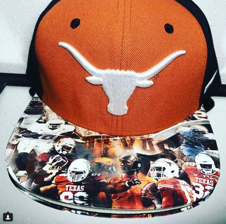 Texas Longhorns Legends Nike Snapback    Sports image 0