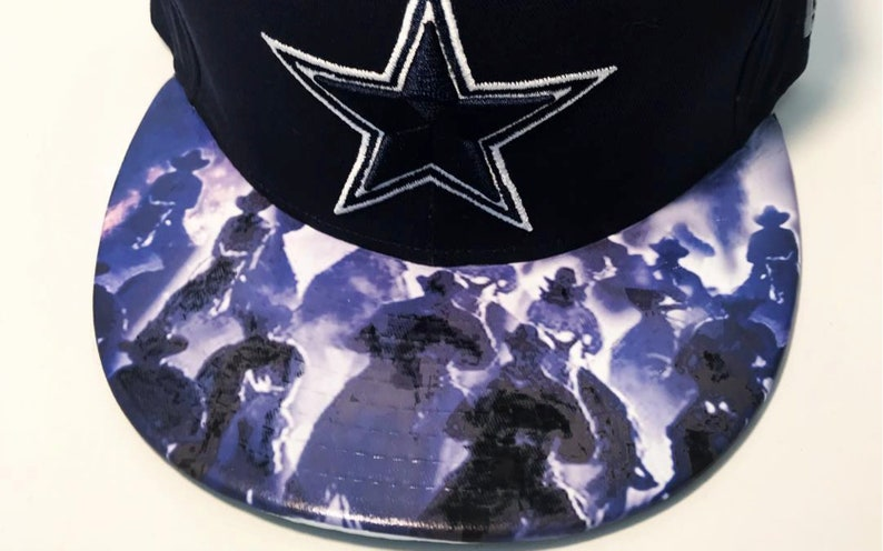On Sale Dallas Cowboys New Era Snapback or Fitted Cap image 0