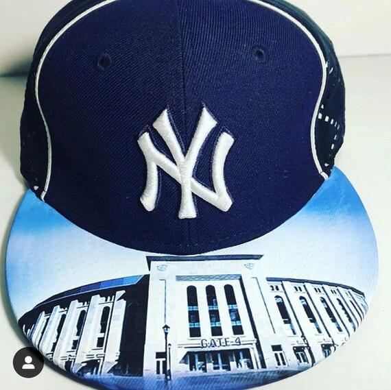 SPORTS Fan CUSTOM HATS New York Yankees Cap . On Sale  cd667902ad0