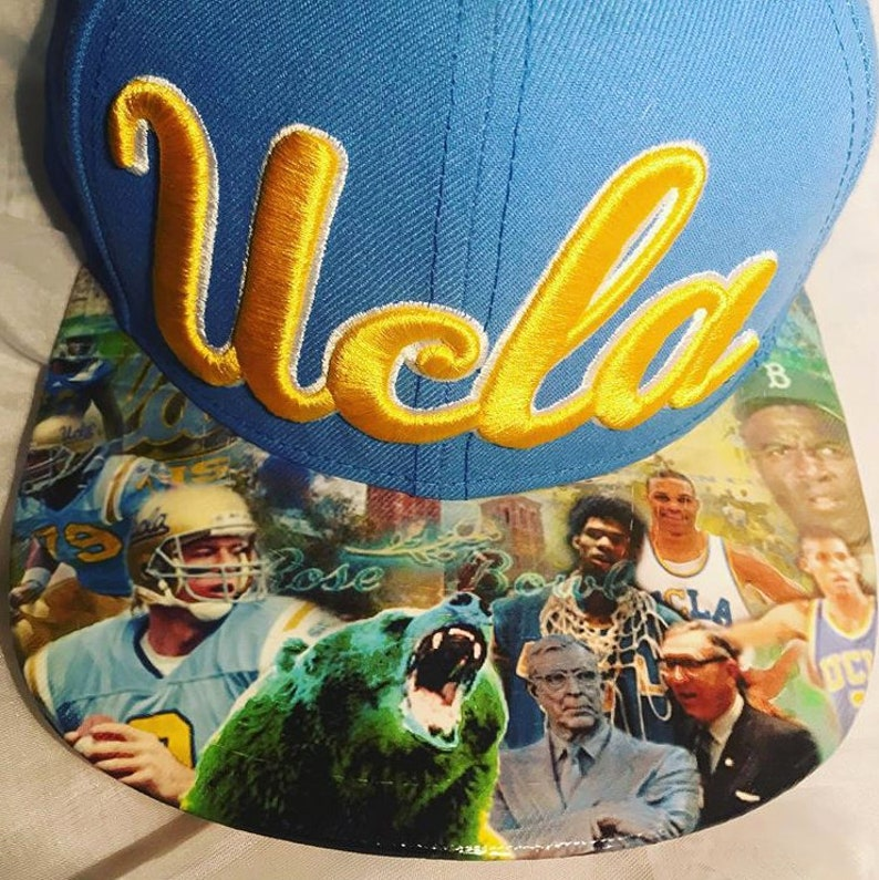 Legacy UCLA Bruins 59Fifty Fitted and 9Fifty Snapback image 0