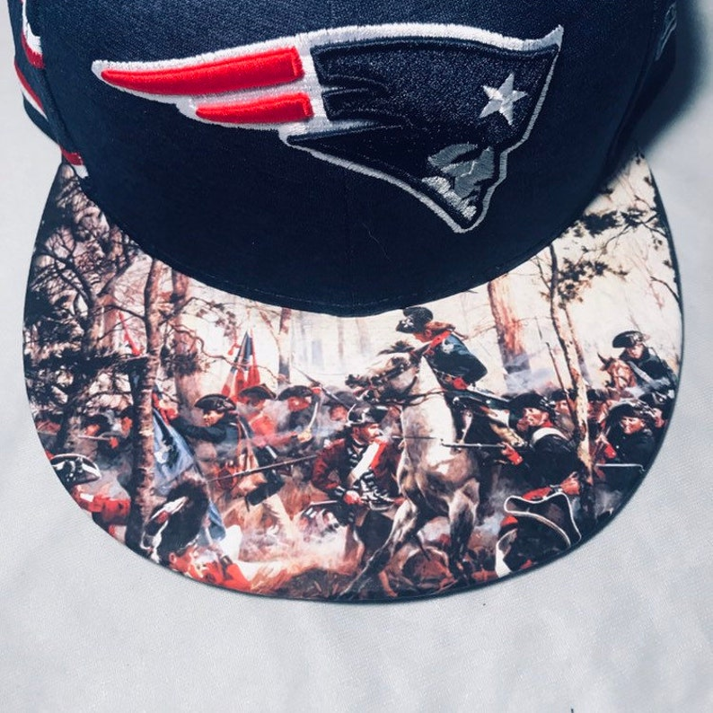 New England Patriots Red Coats No More image 0