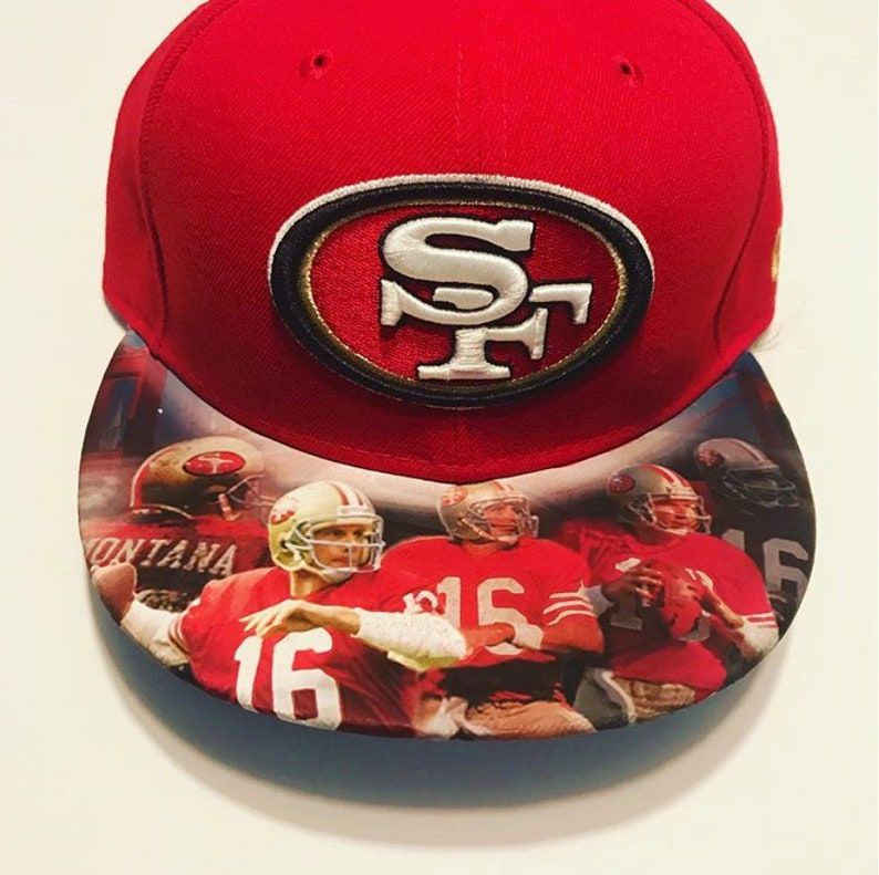 San Francisco 49ers  Joe Cool  Men's Hat  image 0