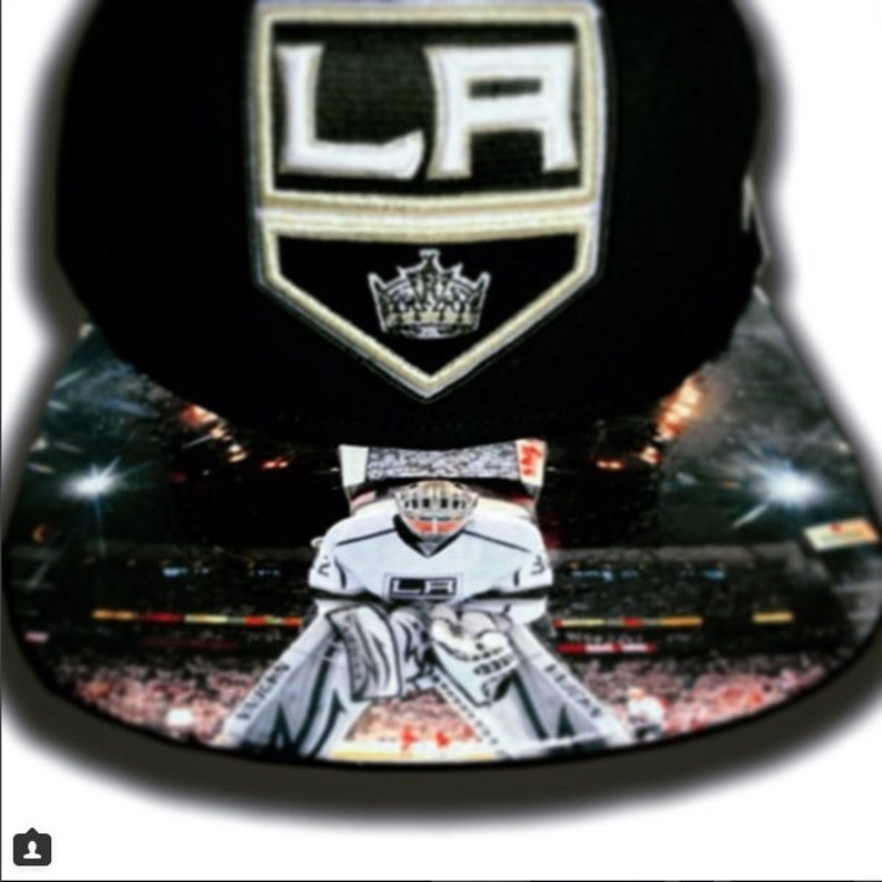 Los Angeles Kings Snapback Quick image 0