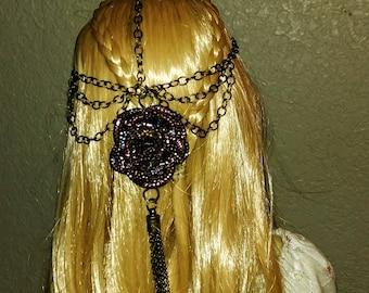 Enchanted Rose SD size Chain Headdress