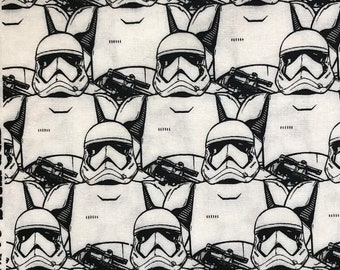 Star Wars Refresh Stormtrooper TIE Fighter 36 Panel Empire Soldier Cotton Fabric by Camelot Fabrics