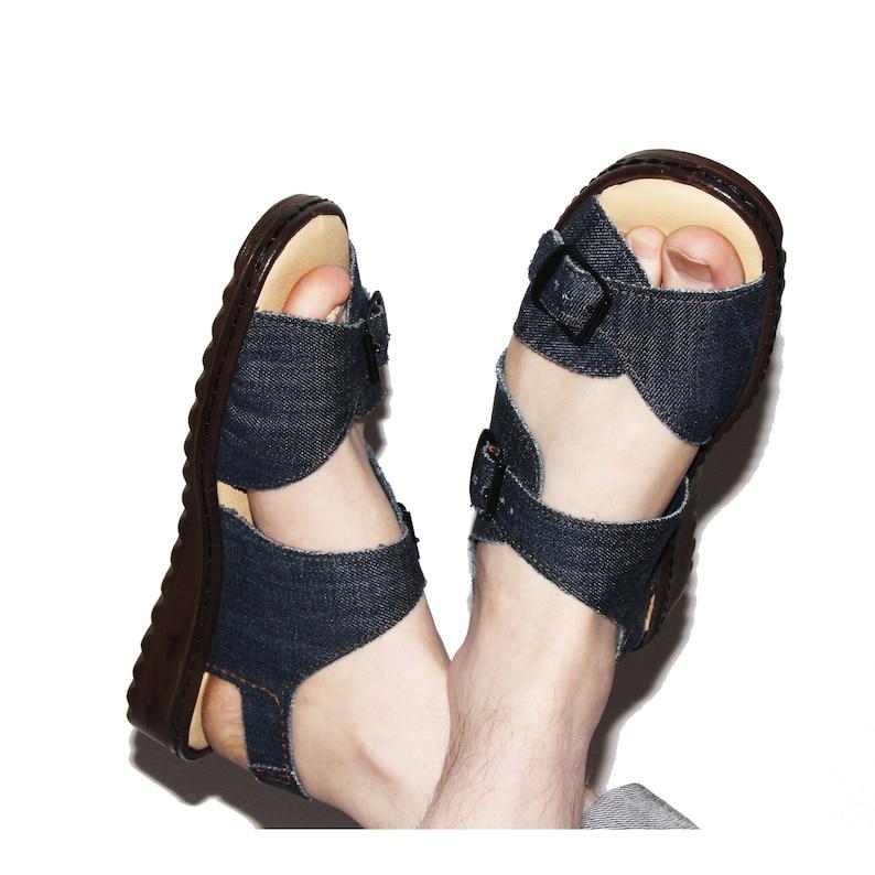 1aebd1bc61e3 Men Summer Sandals Men Vegan Sandals Men Vegetarian Sandals