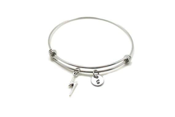 Bolt bracelet