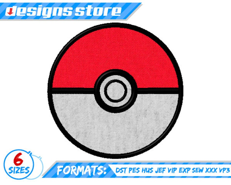 Broderie Pokeball Applique À Ultraball Superball De Pokemon Design Masterball La Machine USqzMVp