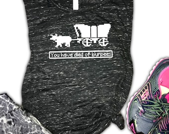 cute workout shirts, funny workout tank. burpee tank. hate burpees. buck furpees. gym tank for women. workout top