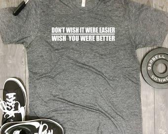mens workout motivation shirt, workout shirt with sayings, motivational shirt, gym motivation, mens workout shirt, mens gym shirt, workout