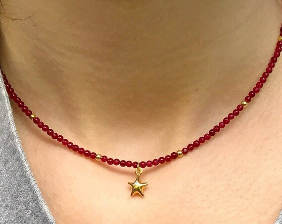 Mini N4 Gem Choker