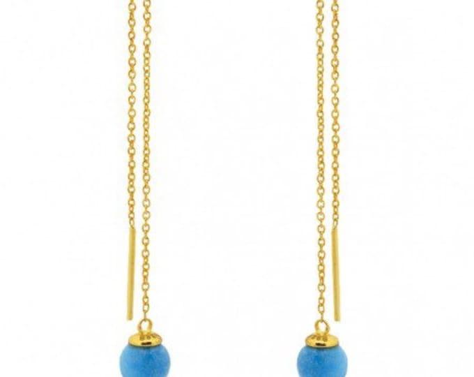 Pendulum Chains Earrings