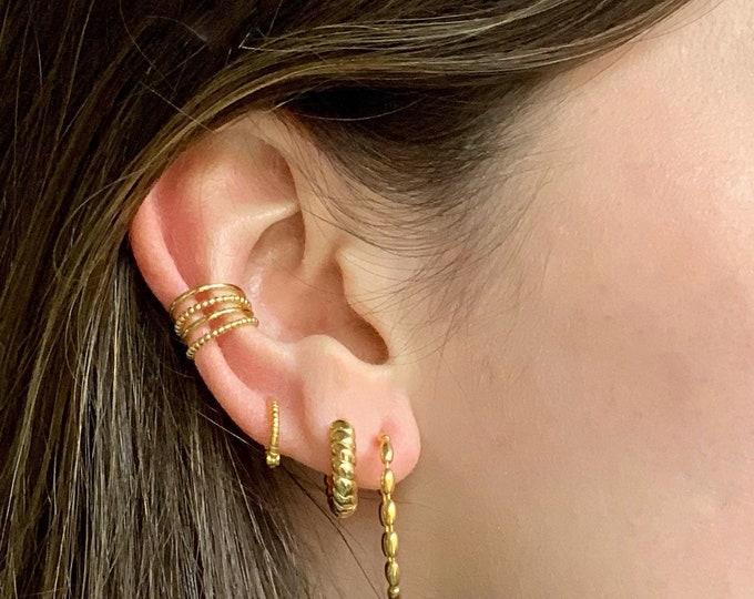 •| EAR CUFF GRANADA |•