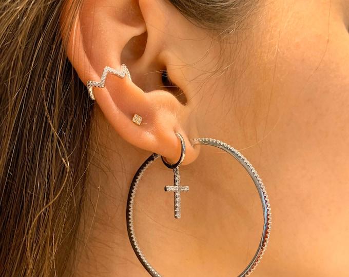 . Ear cuff PARIS .
