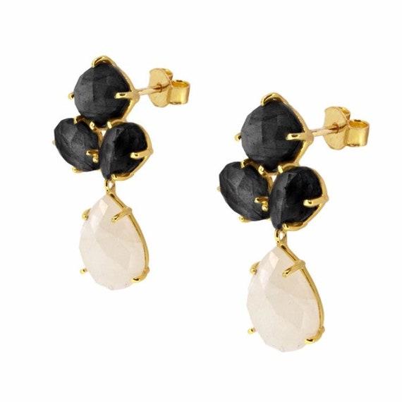 Ava Moon Earrings