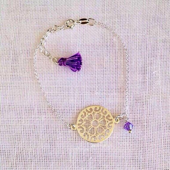 Mandala bracelet N º 1
