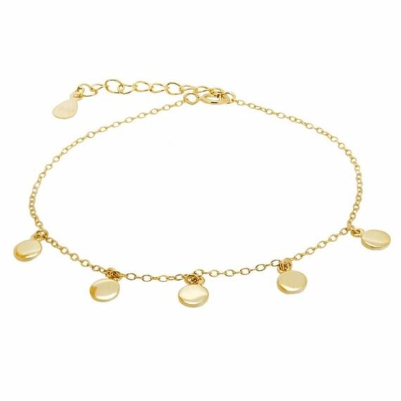 Bracelet 5 Coins