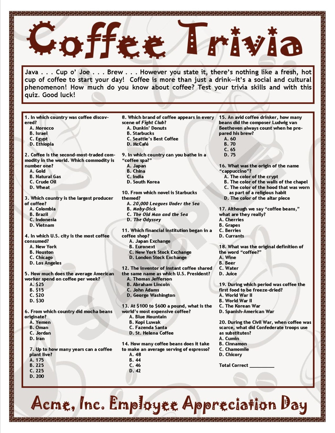 It is a graphic of Lively Easy Printable Trivia Questions and Answers for Seniors