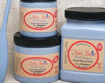 "Dixie Belle ""Blueberry"" Chalk/ Mineral Furniture Home Decor Paint"