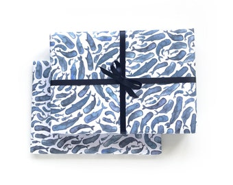 Whale Wrapping Paper!