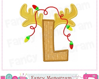 Letter L Applique Etsy