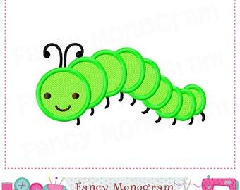 caterpillar appliquecaterpillar designcaterpillarcaterpillar embroidery