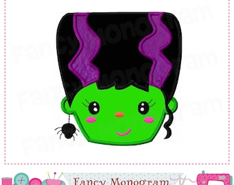 Frankenstein applique,Frankenstein,Frankenstein embroidery,Halloween applique,Halloween,Halloween design,Halloween. - 02