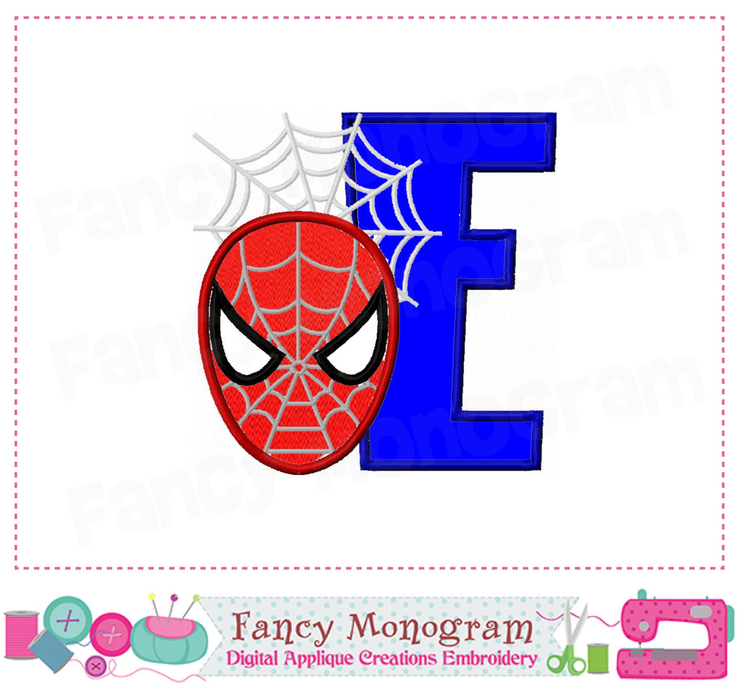 spiderman monogram e appliquespiderman letter e appliqueefont espiderman appliqueespiderman designspider manboys applique