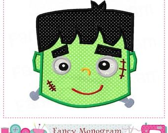 Frankenstein applique,Frankenstein,Dr Frankenstein,Halloween town,Halloween,Halloween applique,Halloween,Young Frankenstein. - 01