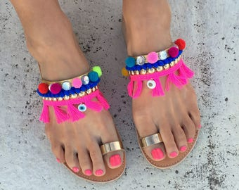 hippy and chic aelia sandals