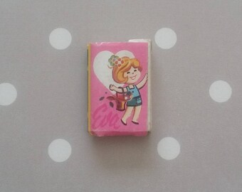 EVA Miniature Dollhouse Book