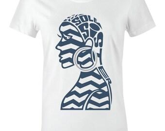 "/""EIFFEL TOWER 12/"" T-Shirt to Match Air Retro 12 /""FRENCH BLUE/"""