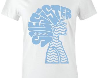 3e02c242fbeb Sole Sister - Juniors Women T-Shirt to Match Jordan 7