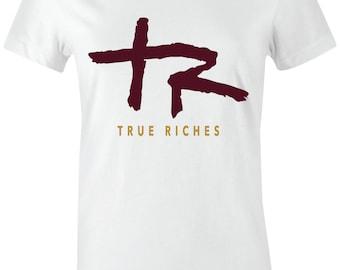 4a51e39e996 True Riches - Juniors Women T-Shirt to Match Lebron 10 Soldier
