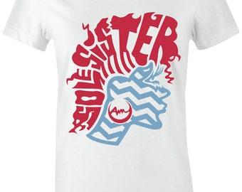 8b4981551539 Sole Sister 3 - Juniors Women T-Shirt to Match Jordan 10