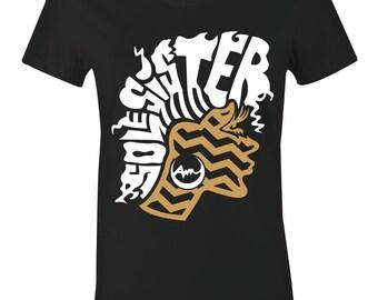 Sole Sister 3- Juniors Women T-Shirt to Match Jordan 12