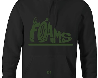 top fashion 1b887 ac7c3 Foams- Hoodie to Match Foamposite One