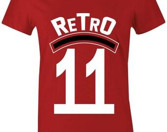 c4d89f124c91a0 Retro 11 - Juniors Women T-Shirt to Match Jordan 11