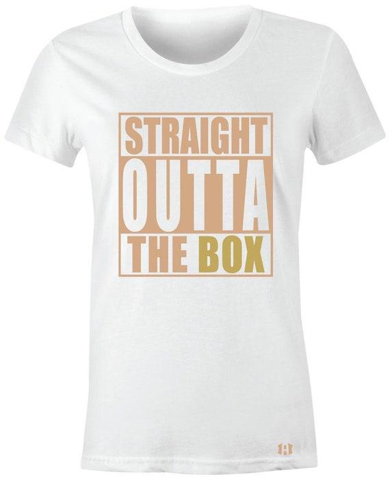 "T-Shirt to Match Air Retro 11 /""VELVET/"" Night Maroon Heiress Straight Outta"